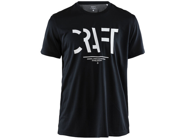 Craft Eaze SS Mesh Tee Men, black (2019) | Jerseys
